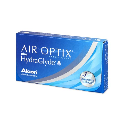 Air Optix plus HydraGlyde (6 uni.)