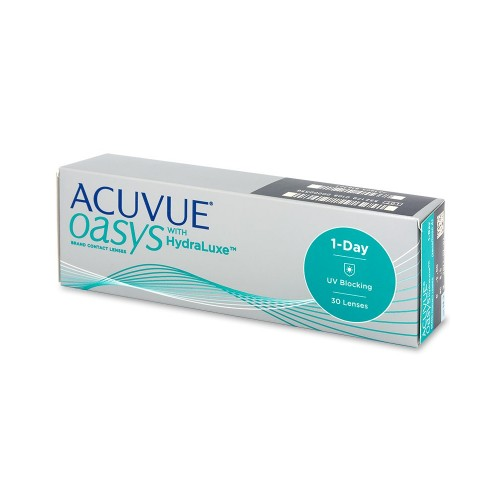 ACUVUE® OASYS 1 Day HydraLuxe™